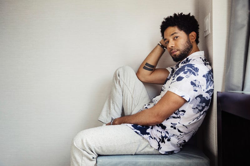 Illustration for article titled Jussie Smollett: Actor, Activist, Singer, Director and Man Who Leads With His Blackness