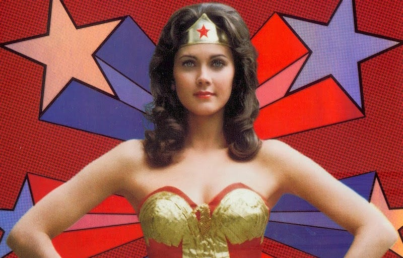 Illustration for article titled The Election Is Finally Over asSupergirl Elects Lynda Carter Its President