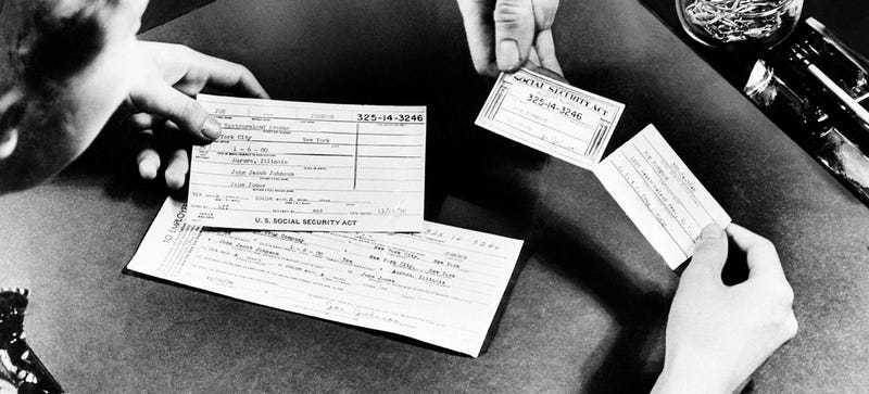 Illustration for article titled The most abused Social Security number of all time is 078-05-1120