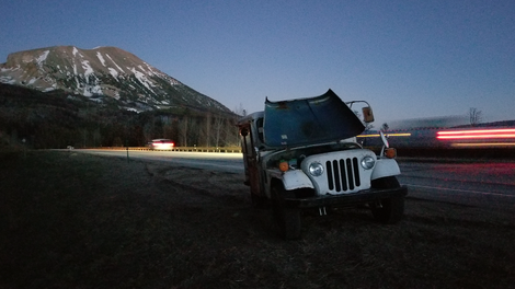 My $500 Two-Wheel Drive Postal Jeep Was a Beast Off-Road
