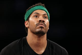 Illustration for article titled 38-Year-Old Rasheed Wallace Would Only Be The Fourth-Oldest Player On Knicks Roster