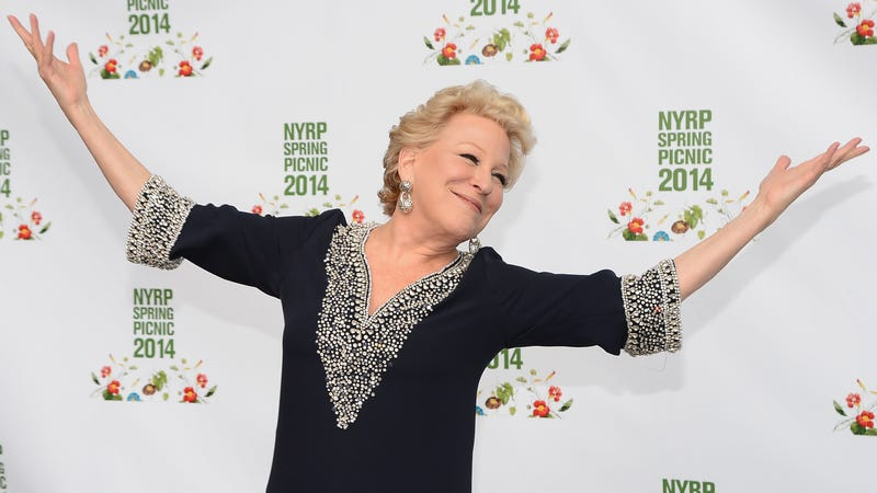 Academy tries to make up for Best Song gaffe with a Bette Midler performance