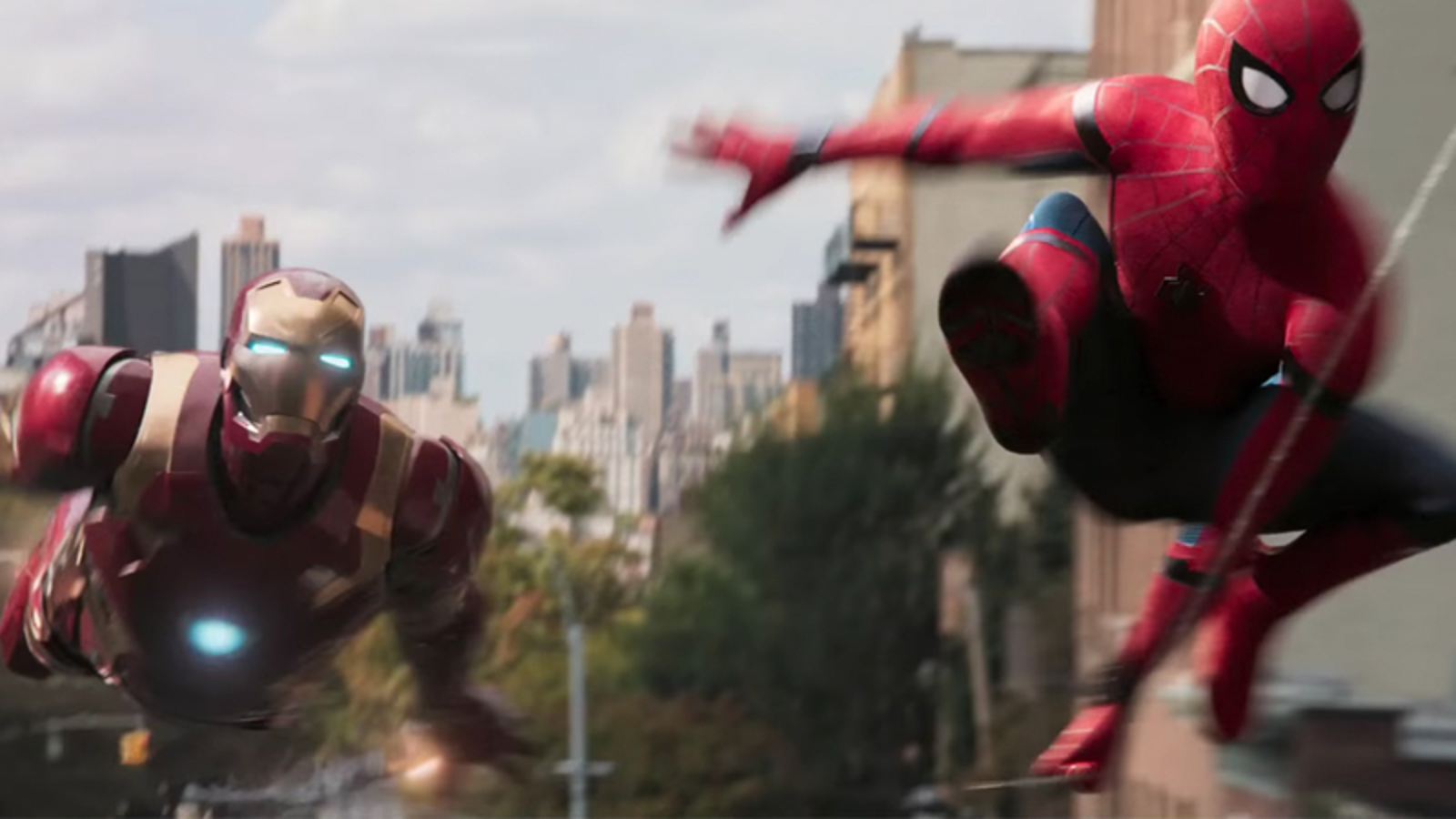 I Have Concerns About Tony Stark S Role In Spider Man Homecoming