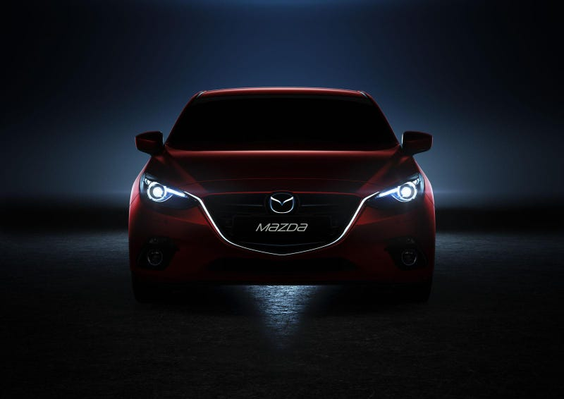 Illustration for article titled As you know Mazda engineers push for RWD for the next evolution of Skyactiv