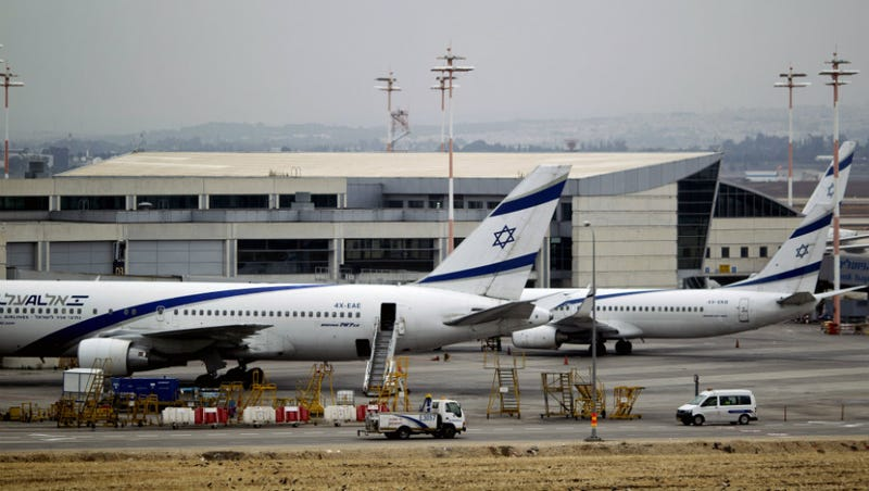 Illustration for article titled Woman Sues El Al Airline For Forcing Her to Move Seats to Accomodate Orthodox Jewish Man