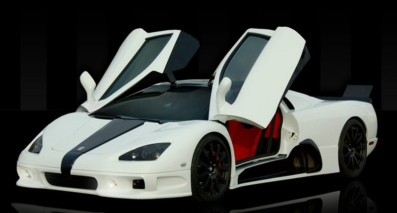 Illustration for article titled 2009 SSC Ultimate Aero Claims 270 MPH Top Speed