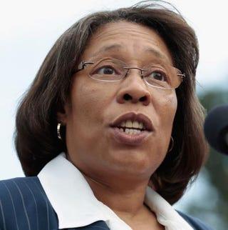 Rep. Marcia Fudge (D-Ohio) in 2011Chip Somodevilla/Getty Images