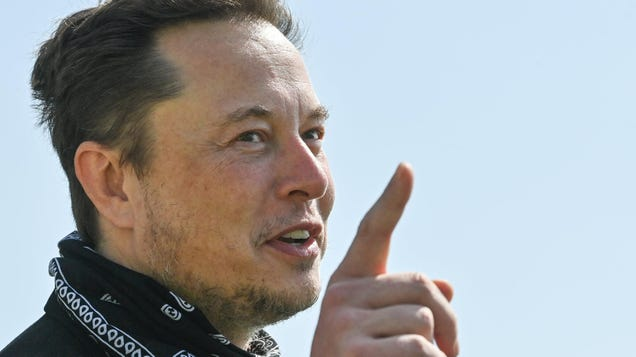 Elon Musk Tells Texas to Come and Take It! (His Electricity)