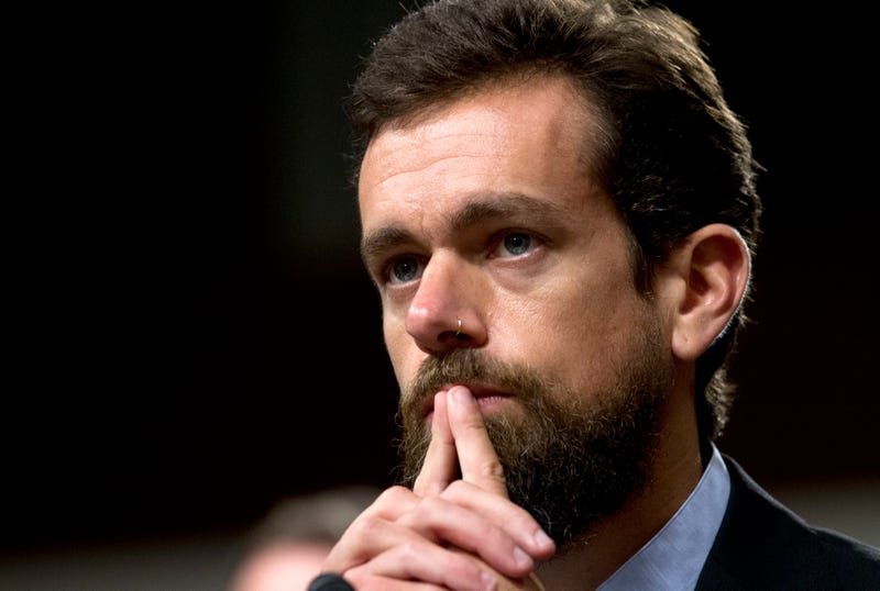 The Twitter account of Twitter CEO Jack Dorsey has been hacked.