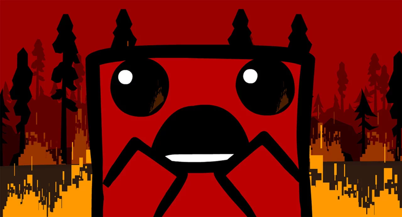 Illustration for article titled New Evidence Suggests Super Meat Boy Speedrunners Cheated