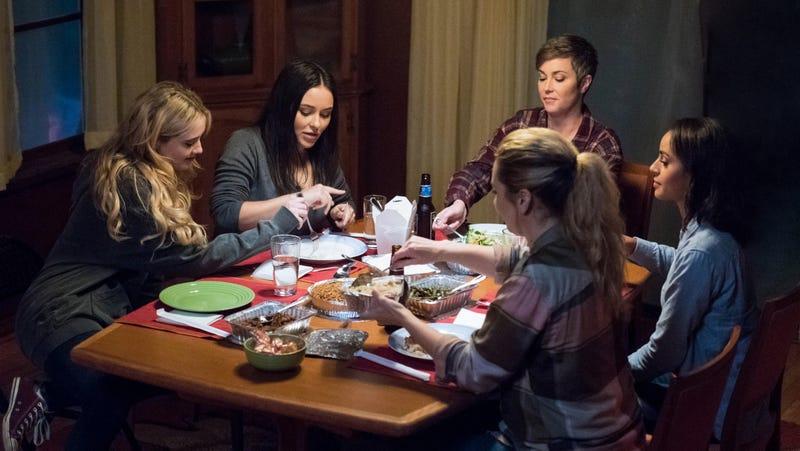 "Supernatural, ""Wayward Sisters"""
