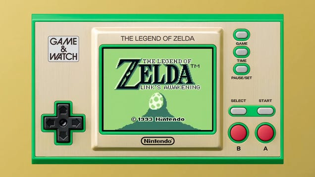 Nintendo is Going to Bleed Fans Dry With Game & Watches Featuring Every Classic Franchise