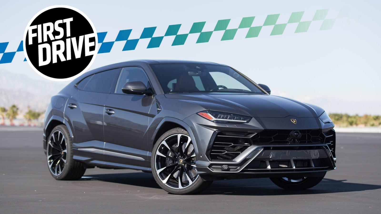 2019 Lamborghini Urus: Design, Engine, Price >> The 2019 Lamborghini Urus Drives Like The Vengeful King Of