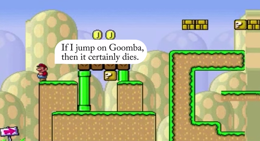 No, This Artificially Intelligent Super Mario Is Not Self-Aware - io9