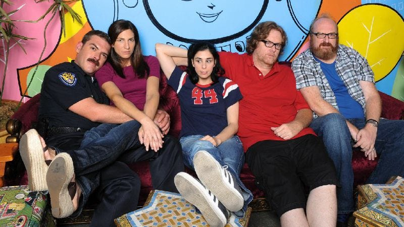 """Illustration for article titled The Sarah Silverman Program: """"The Proof Is In The Penis"""""""
