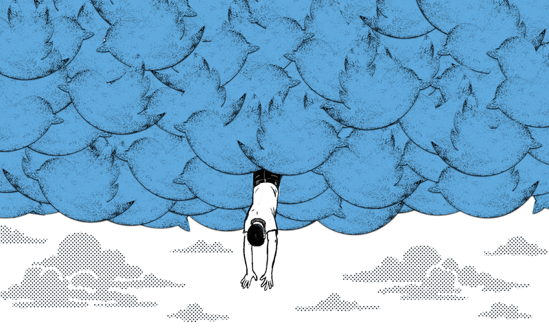 Illustration for article titled Twitter Drove Me Crazy, So I Stopped Using It