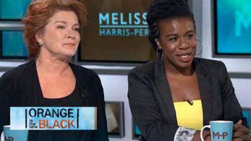 Illustration for article titled Orange Is The New Black Stars Talk Prison Dehumanization, Corruption