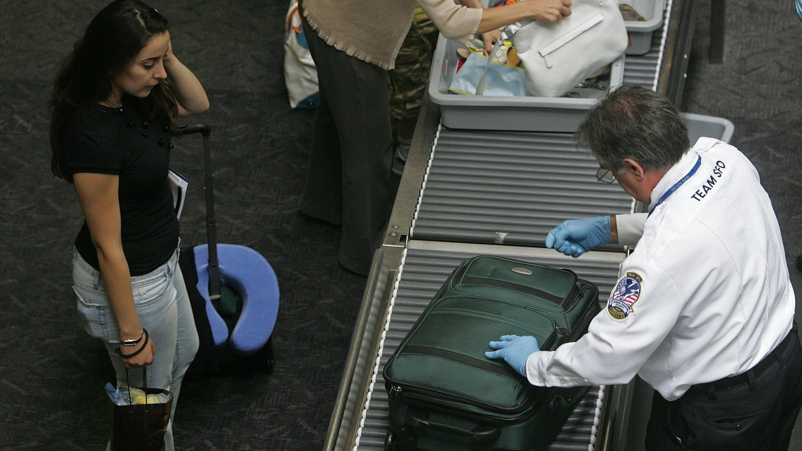 How To Get Liquids Past The Tsa Airport Security Checkpoint