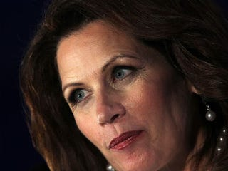 Michele Bachmann (Getty Images)
