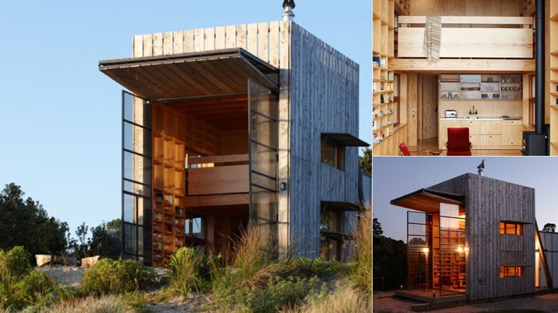 13 adorably teeny tiny houses - Micro Houses