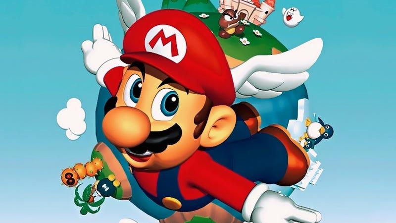 Illustration for article titled 10 curiosidades sobre Super Mario 64, el mítico juego de Nintendo