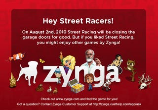 Illustration for article titled No Refunds For Canceled Game Rile Zynga Users