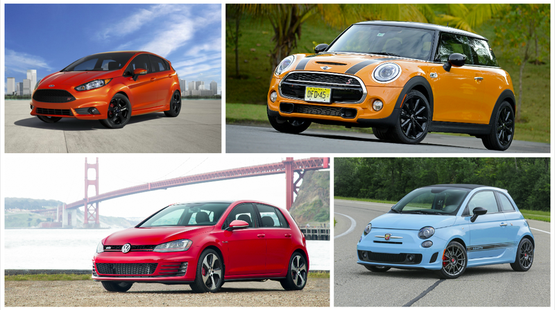 Photos credit automakers