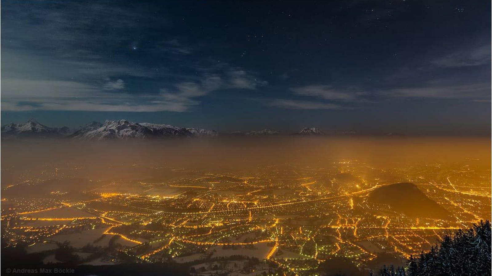 Descubre las mejores fotografías nocturnas del año