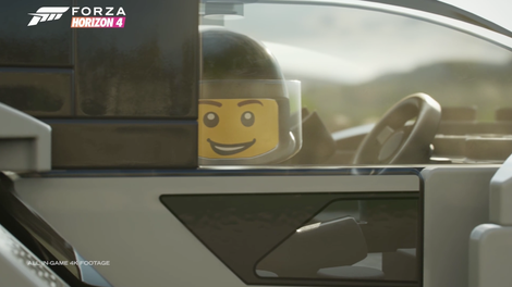 Forza Horizon 4's Lego Expansion Is Gleefully Absurd