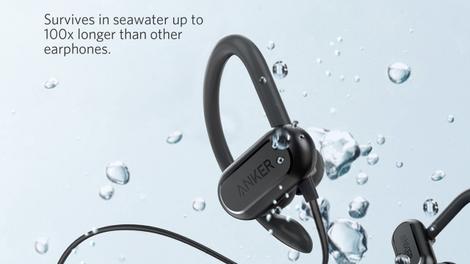 Anker SoundCore Spirit X Bluetooth Headphones   $22   Amazon