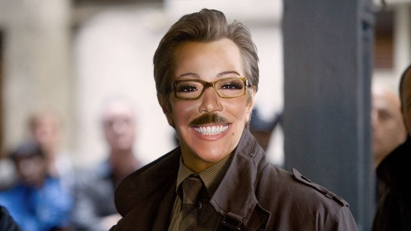 Illustration for article titled UPDATED: Mariah Carey to play Commissioner Gordon, or maybe Gotham's mayor, in Lego Batman movie