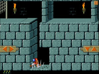 Illustration for article titled The Original Prince of Persia is Glorious on the iPad