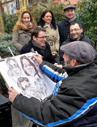 Illustration for article titled A szólásszabadság él és virul, elkészültek a PM-politikusok karikatúrái