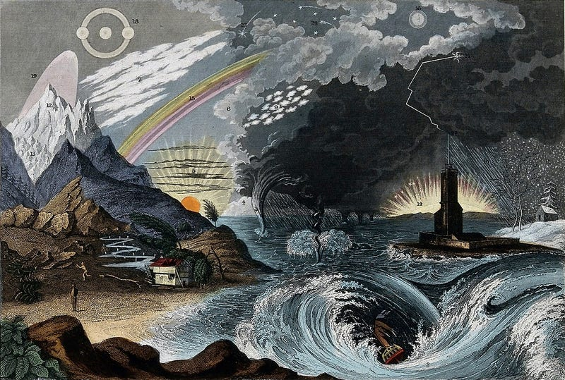 Illustration for article titled If Only Modern Infographs Were As Stunning As These 19th-Century Ones