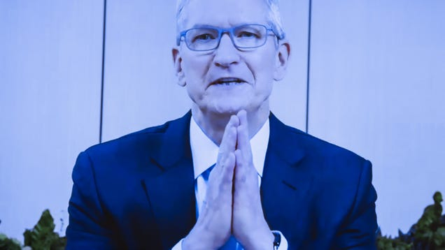 Apple Bought Another Company Every 3 to 4 Weeks for Last 6 Years, Tim Cook Says