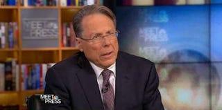 NRA Vice President Wayne LaPierre (NBC)
