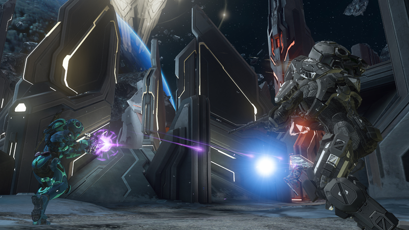 Illustration for article titled Here's a Peek at Halo 4's Next Map Pack—Before Bungie's Date with Destiny