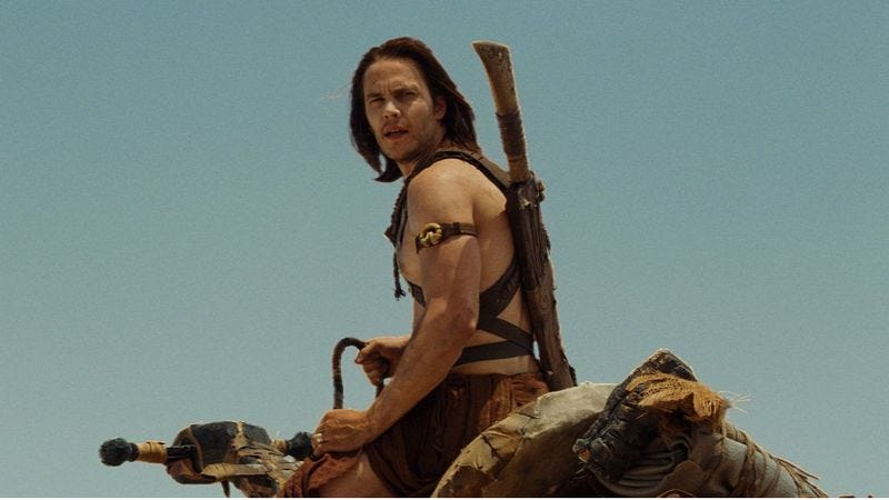 Illustration for article titled John Carter will end up costing Disney about $200 million