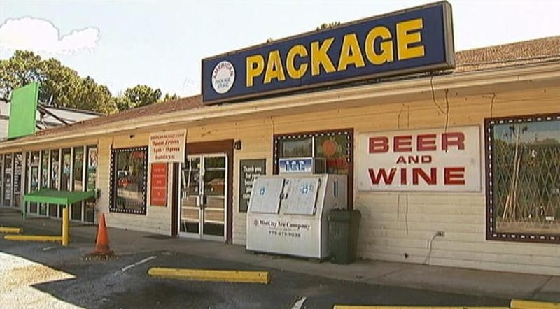 Illustration for article titled What is a package store?