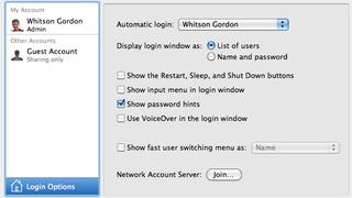 Illustration for article titled Make OS X Load Your Desktop Before You Log In