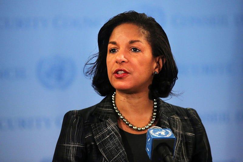 Susan Rice (Spencer Platt/Getty Images)