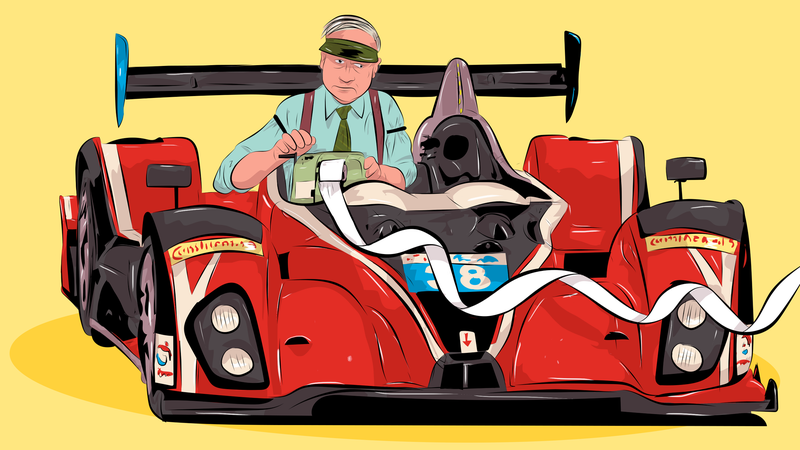 Illustration for article titled This Is How Much It Costs To Run A Professional Race Team