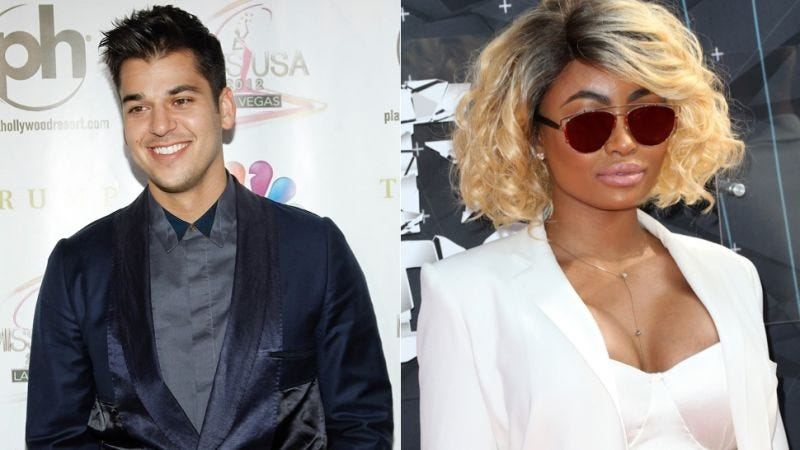 Illustration for article titled Blac Chyna and Rob Kardashian Are Trolling Us All