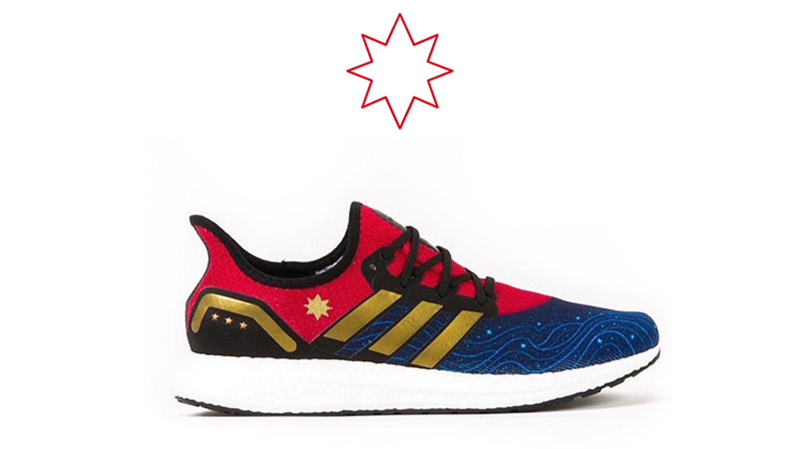 9d34d937ccfc2 Captain Marvel Is Getting Its Own Very Funky Sneaker Tomorrow