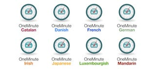 Illustration for article titled One Minute Languages Offers a Dozen Basic Language Guides