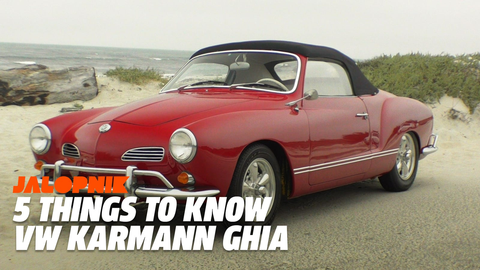 b9231ac8cb0c91 Five Things to Know About the Volkswagen Karmann-Ghia, And Its Sort-Of  Stolen Design
