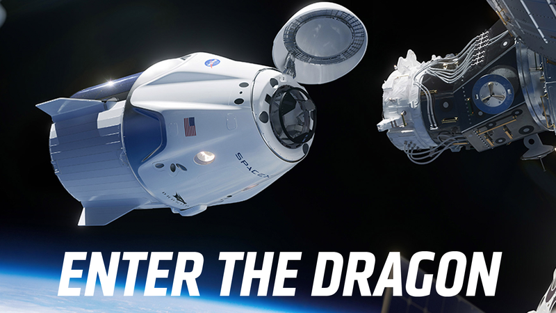 Illustration for article titled Everything You Need to Know About Crew Dragon, SpaceX's Newest Human-Carrying Spaceship