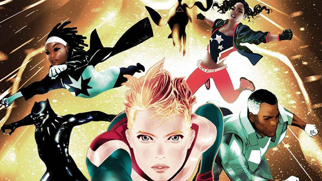 marvel s big cosmic superteam has a wild new boss