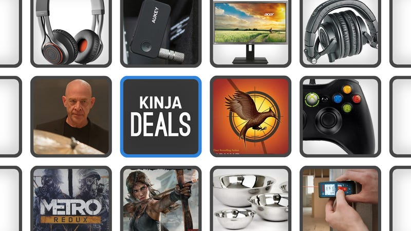 Illustration for article titled The Best Deals For February 18, 2015