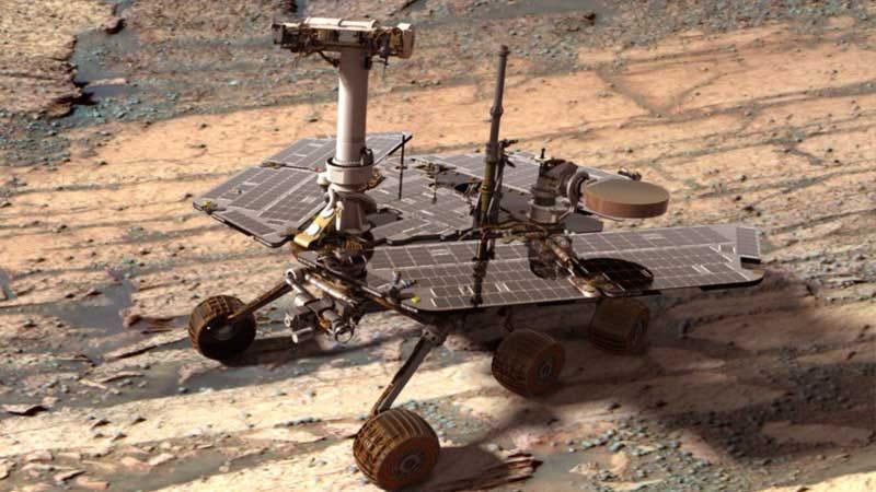 Mars Exploration Rover Mission, Cornell, JPL, NASA